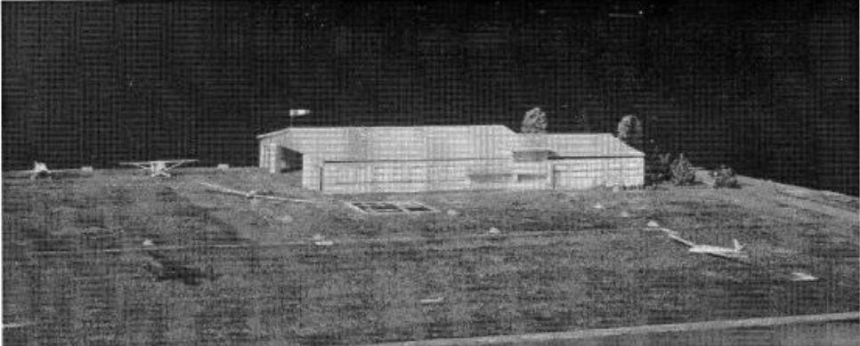 1969:Plan der Halle