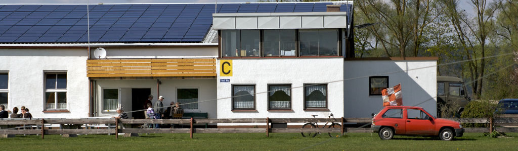 Vereinszentrum des LSV Schwabmünchen