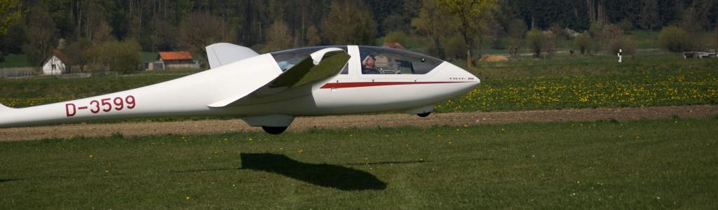 Landung D-3599